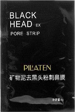 Маска за премахване на черни точки - Pilaten Hydra Suction Black Mask (мостра) — снимка N1