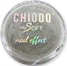 Парфюмерия и Козметика Холографична пудра за нокти - Chiodo Pro Soft