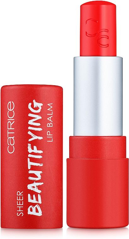 Балсам за устни - Catrice Sheer Beautifying Lip Balm