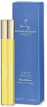 Парфюмерия и Козметика Релаксиращ точков рол-он - Aromatherapy Associates Deep Relax Roller Ball