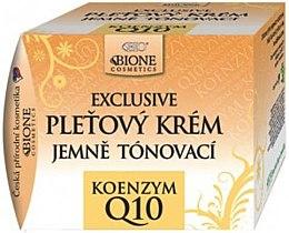 Парфюми, Парфюмерия, козметика Тониращ крем за лице - Bione Cosmetics Exclusive Gentle Toning Facial Cream With Argan Oil Q10
