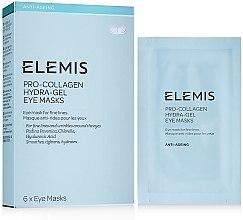 Парфюмерия и Козметика Хидрогелни лифтинг пачове за очи - Elemis Pro-Collagen Hydra-Gel Eye Mask