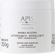 Парфюми, Парфюмерия, козметика Повдигаща и моделираща алгинатна маска за лице - APIS Professional Quick Lifting Mask