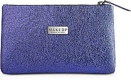 """Парфюми, Парфюмерия, козметика Козметична синя чанта """"Cold Radiance"""" - MakeUp"""