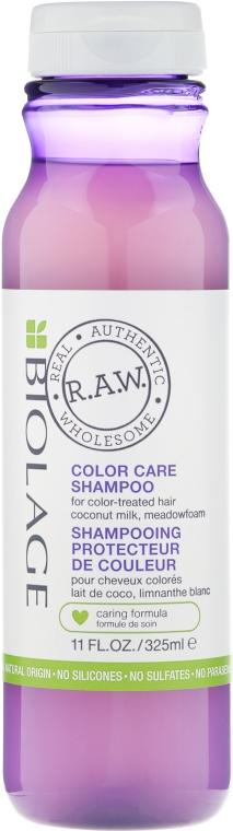 Шампоан за боядисана коса - Biolage R.A.W. Color Care Shampoo