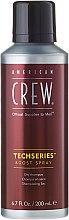 Парфюмерия и Козметика Спрей за обем на косата - American Crew Official Supplier to Men Techseries Boost Spray