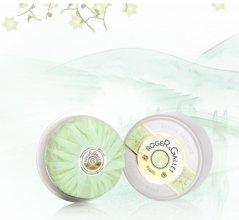 "Парфюмен сапун ""Зелен чай"" - Roger & Gallet The Vert Perfumed Soap — снимка N3"