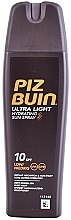 Парфюмерия и Козметика Спрей за тяло - Piz Buin In Sun Moisturizing Spray Spf10