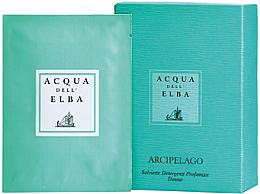 Парфюмерия и Козметика Acqua dell Elba Arcipelago Women - Парфюмни мокри кърпички за жени