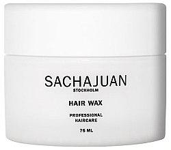 Парфюмерия и Козметика Моделиращ восък за коса - Sachajuan Hair Wax