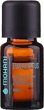 Парфюмерия и Козметика Органично етерино масло от евкалипт - Mohani Oil