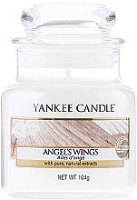 """Парфюми, Парфюмерия, козметика Ароматна свещ """"Ангелски крила"""" - Yankee Candle Angel Wings"""