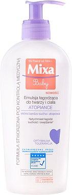 Детски успокояващ лосион за тяло - Mixa Baby Atopiance