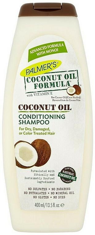 Подхранващ шампоан за коса - Palmer's Coconut Oil Formula Conditioning Shampoo
