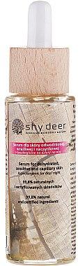 Комплект - Shy Deer Set (околоочен крем/30ml + серум за лице/30ml + балсам за тяло/200ml + масло за устни + ключодържател) — снимка N6