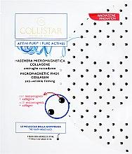 Парфюмерия и Козметика Колагенова маска за лице - Collistar Pure Actives Micromagnetic Mask Anti-wrinkle Mask