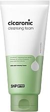 Парфюмерия и Козметика Измиваща пяна за лице за суха кожа - SNP Prep Cicaronic Cleansing Foam