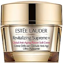 Парфюми, Парфюмерия, козметика Антистареещ крем за лице - Estee Lauder Revitalizing Supreme+ Global Anti-Aging Power Soft Creme