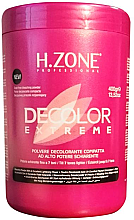 Парфюми, Парфюмерия, козметика Изсветляващ прах за коса - H.Zone Decolor Extreme