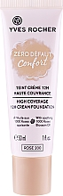 Парфюмерия и Козметика Фон дьо тен - Yves Rocher Zero Defaut Comfort 12h Cream Foundation