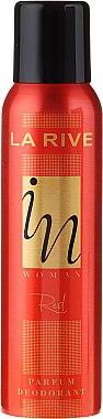 La Rive In Woman Red - Комплект (парф. вода/100ml + део/150ml) — снимка N3