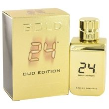 Парфюмерия и Козметика ScentStory 24 Gold Oud Edition - Тоалетна вода (тестер без капачка)