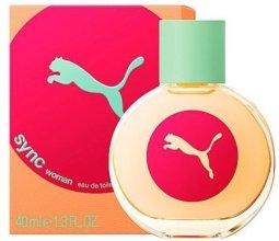 Парфюми, Парфюмерия, козметика Puma Sync Woman - Тоалетна вода