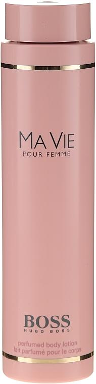 Hugo Boss Boss Ma Vie Pour Femme - Комплект (edp 75ml + b/l 200ml) — снимка N3