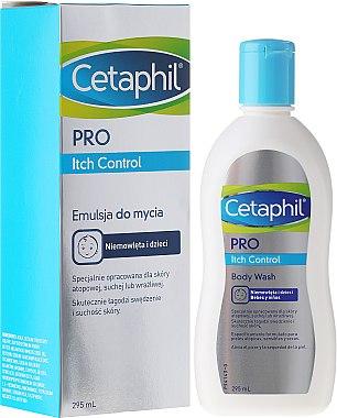 Детска ежедневна емулсия за баня - Cetaphil Pro Itch Control Body Wash — снимка N1