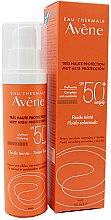 Парфюмерия и Козметика Слънцезащитен флуид - Avene Sun Care Tinted Fluid SPF 50+