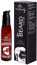 """Парфюми, Парфюмерия, козметика Масло за брада """"Арган и жожоба"""" - One&Only Cosmetics For Beard&Hair Argan&Jojoba Beard Oil"""