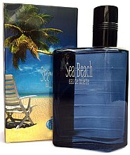 Парфюмерия и Козметика Real Times Sea Beach - Тоалетна вода