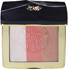 Парфюмерия и Козметика Палитра хайлайтъри - Oribe Illuminating Face Palette Sunlit