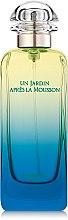 Парфюми, Парфюмерия, козметика Hermes Un Jardin Apres la Mousson - Тоалетна вода (тестер с капачка)
