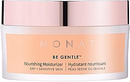 Парфюмерия и Козметика Подхранващ и хидратиращ крем за лице - Monat Be Gentle Nourishing Moisturizer