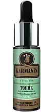 Парфюмерия и Козметика Витаминизиран тоник за отслабена и повредена коса - Елфа Karmasin Toner Hair