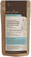 Парфюмерия и Козметика Сух кедров солен скраб за мазна и проблемна кожа - Botavikos