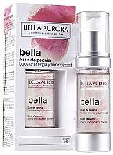 Парфюмерия и Козметика Антиоксидантен серум за лице - Bella Aurora Elixir Of Peoni