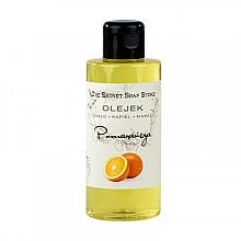 Парфюмерия и Козметика Масло за тяло, масаж и вана с аромат на портокал - The Secret Soap Store
