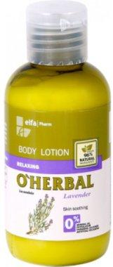Лосион за тяло с екстракт от лавандула - O'Herbal Body Lotion