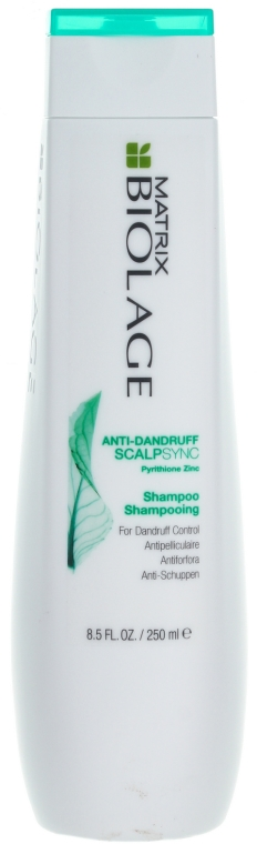 Шампоан против пърхот - Biolage Scalpsync Anti-Dandruff Shampoo