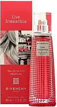 Парфюми, Парфюмерия, козметика Givenchy Live Irresistible Delicieuse Eau de Parfum - Парфюмна вода (мини)