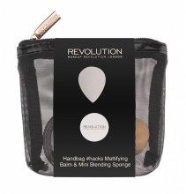 Парфюми, Парфюмерия, козметика Несесер - Makeup Revolution Handbag Hacks Matte Balm & Mini Blender