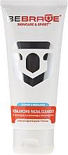 Парфюмерия и Козметика Успокояващ и почистващ гел за лице - BeBrave Rebalancing Facial Cleanser