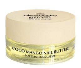 Парфюми, Парфюмерия, козметика Масло с кокос и манго за нокти - Alessandro International Coco Mango Nail Butter