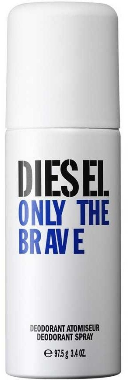Diesel Only The Brave - Дезодорант  — снимка N1