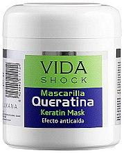 Парфюми, Парфюмерия, козметика Маска за коса с кератин - Luxana Vida Shock Keratine Mask