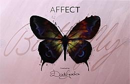 Парфюмерия и Козметика Палитра за грим - Affect Cosmetics Butterfly Makeup Palette