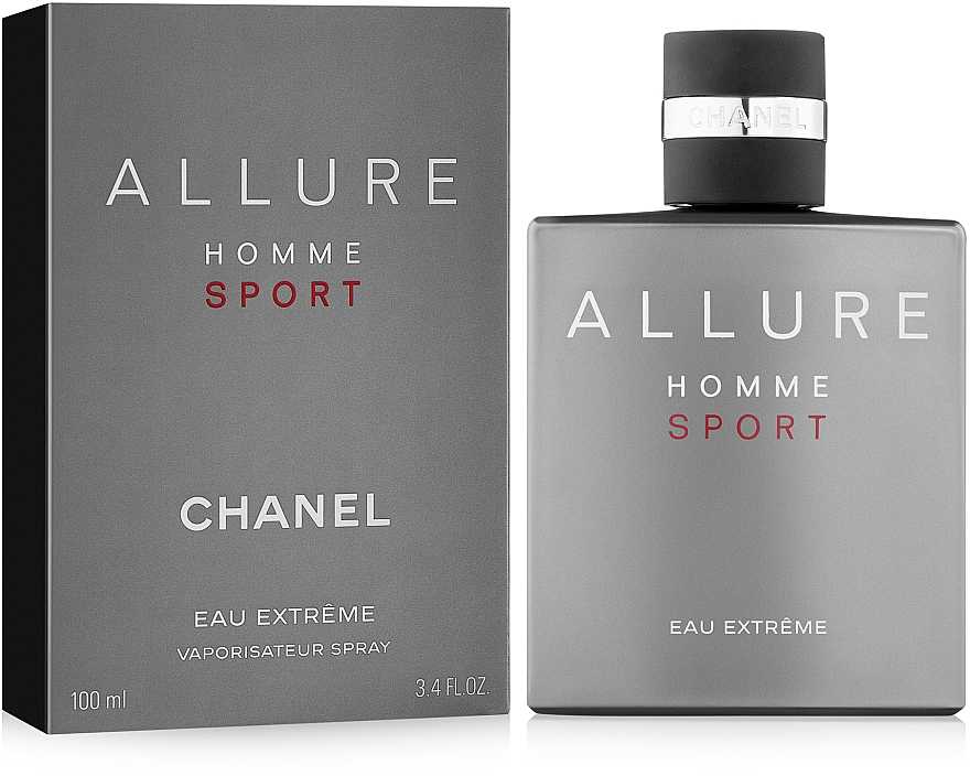 Chanel Allure Homme Sport Eau Extreme - Парфюмна вода — снимка N2
