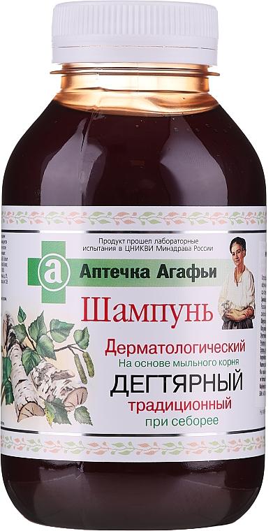 Шампоан за коса при себорея - Рецептите на баба Агафия